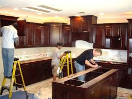 cost to install new kitchen cabinets.  New Cost To Install Kitchen Cabinets How Much Does It New   With Cost To Install New Kitchen Cabinets I