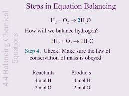balancing chemical equations step by worksheet jennarocca