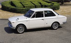 Toyota Corolla 1st gen. (1966-1970) - SpeedDoctor.net ...