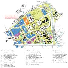 simmons college campus map. auraria campus map simmons college