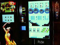 Latest Vending Machine Technology Beauteous The Latest Vending Machine Technology