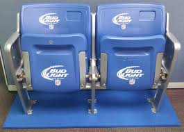 bud light stadium chairs chair design ideas