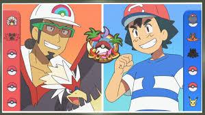 PokemonSeries - Pokemon Season 22 Sun & Moon Ultra Legends Episode 50  English Dubbed