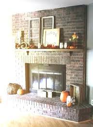 brick wall fireplace brick fireplace remodel red brick fireplace ideas brick fireplace decor photo 1 of