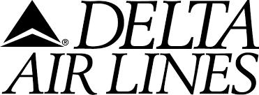 Delta Airlines logo Free Vector / 4Vector