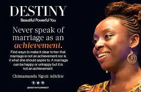 Chimamanda Ngozi Adichie Quotes 13 Best 24 Best Quotes From Chimamanda Ngozi Adichie's Raising A Feminist