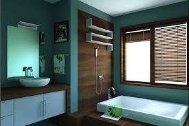 aqua paint colors30 Fascinating Paint Colors For Bathrooms  SloDive