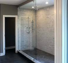 outstanding shower doors columbus ohio floor to ceiling panel custom glass shower doors columbus ohio