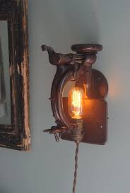 etsy industrial lighting. pair of vintage industrial sewing machine by californiarediscover 42500 etsy lighting