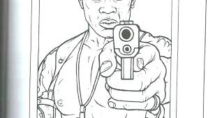 gangster coloring pages free printable boondocks coloring pages gangsta coloring pages gangsta coloring pages x gangsta