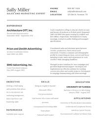 Fascinating Resumes Examples With Professional Resume Cv And