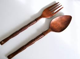 giant spoon and fork wall decor hobby