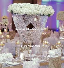 hanging crystals for wedding centerpieces. crystal decorations for weddings majestic design 6 popular wedding centerpiece hanging crystals centerpieces