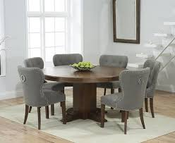 compact dining table oak blush