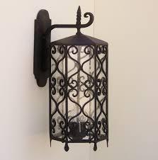 spanish revival lighting. Spanish Revival Outdoor Lighting/ Fixturer- Wrought Iron Lighting O