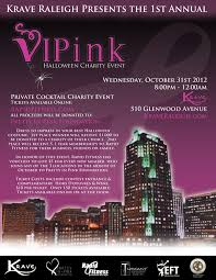 VIPink Halloween Costume Charity Event to <b>benefit Pretty</b> in <b>Pink</b> ...