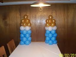 Baby Bottle Balloon Decoration Baby Shower Gallery I 20