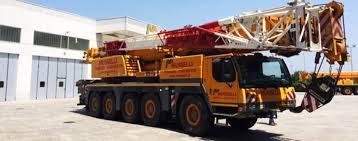 Rent Crane Liebherr Ltm 1130 5 1 Musselli