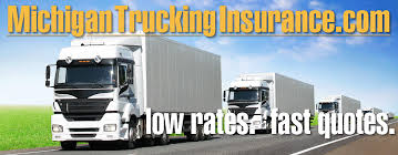 save money on your michigan truck insurance from michigan trucking insurance com