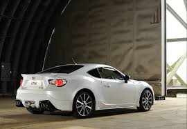 Europe's Own 2014 Toyota GT86 TRD.