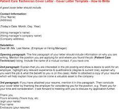resume samples nuclear medicine technologist cover letter tech cover letter