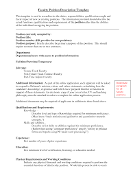 Entry Level Adjunct Professor Cover Letter Sample Job And Resume