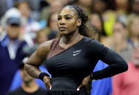 Image result for serena williams fight at the US open