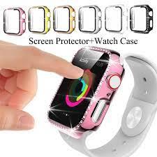Ốp Bảo Vệ Mặt Đồng Hồ Thông Minh Apple Watch Series 1 / 2 / 3 / 4 / 5 - Phụ  Kiện Thiết Bị Đeo Thông Minh