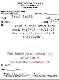 Doctor Excuses Online Edmontonhomes Co