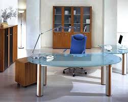 contemporary glass office desk. Marvelous Office Executive Elegant Bathroom Contemporary Glass Desks Modern Desk Throughout Designs .jpg K