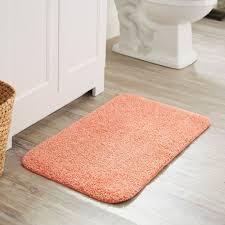 mohawk home basic bath rug 1 7 5x2 8 c pink