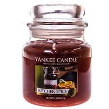 Yankee Candle Country Kitchen Yankee Candle Reg Kitchen Spice Trade Medium Jar Candle Home