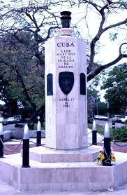 florida memory monument in little havana dedicated to the bay of  monument in little havana dedicated to the bay of pigs invasion miami florida