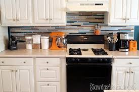 Save some money by painting your backsplash instead of tiling it