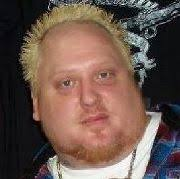 here is a rare photo of violent j without his carcinogenic face paint