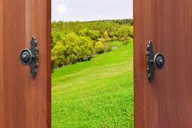 open door backgrounds stock photo 10