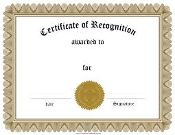 certificate of recognition templates 9 employee recognition templates free this is charlietrotter