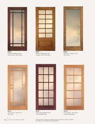 interior glass panel doors designs photo 2