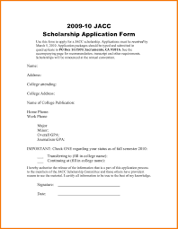 Sample Scholarship Request Letter Copy Examples Scholarshi As Sample