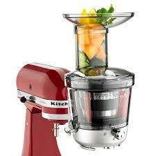 Beautiful KitchenAid Stand Mixer Juicer
