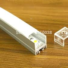 ceiling strip lights ceiling strip lights x sets lot tempered aluminum profile led strip light and