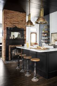 For White Kitchens Black Kitchens Are The New White Kitchens Black Kitchen Cabinets