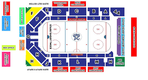 Cedar Park Center Seating Chart Seating Map
