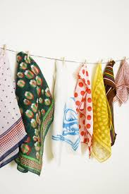 On a Line: Looking for an inexpensive (and totally Pinterest-worthy) way to  organize your scarves? Make a scarf line using clothes pins and string to  ...