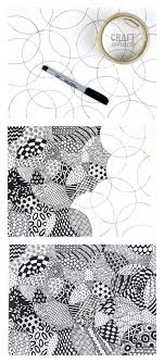 Official Zentangle Patterns Best Decorating Ideas