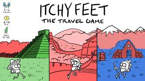 Itchy Feet: the Travel Game by Malachi Ray Rempen — Kickstarter