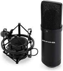 Auna MIC-900B: Tolles Einsteiger-USB-Mikrofon für unter 80 Euro