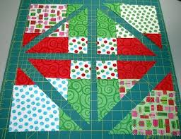 383 best QUILT-BLOCKS-SLICED and DICED images on Pinterest ... & Accidental Quilt Block Tutorial- Updated Adamdwight.com