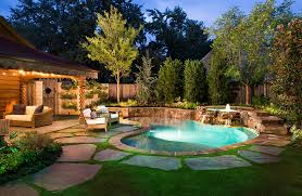 beautiful backyard pools. Beautiful Beautiful View In Gallery A Perfect Natural Pool Setting For The Modest Modern Home Throughout Beautiful Backyard Pools O