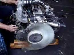 Nissan TD27-Turbo - YouTube